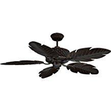 Ellington-PAP52ABZ5RCDI-PineappleCeiling-Fan-5222-Span-Aged-Bronze-Brushed-410 Best Palm Leaf Ceiling Fans