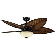 Emerson-CF135DBZ-Callito-Cove-5222-Indoor-Outdoor-Ceiling-Fan-Bronze-207 Best Palm Leaf Ceiling Fans