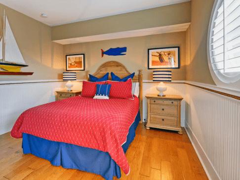 Fenwick-Island-III-by-Echelon-Custom-Homes 101 Beach Themed Bedroom Ideas