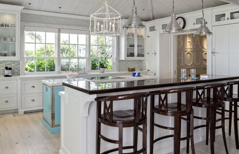 Florida-Beach-Cottage-by-Village-Architects-AIA-Inc 101 Beautiful Beach Cottage Kitchens