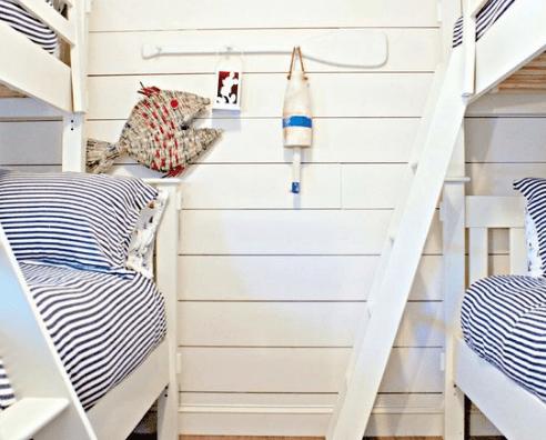 Gerardi-Beach-Home-by-Mina-Brinkley 101 Beach Themed Bedroom Ideas