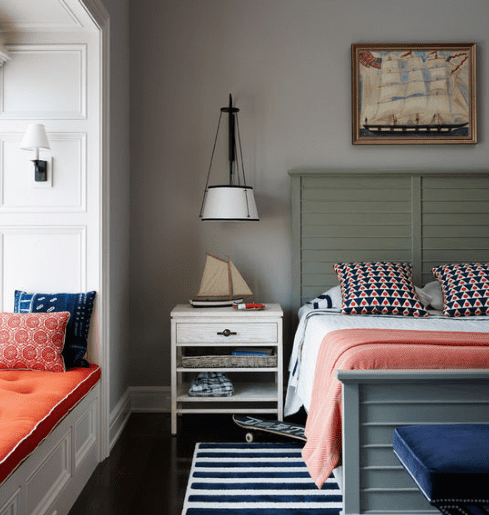 Grattan-Residence-by-Cronk-Dutch-Architecture 101 Beach Themed Bedroom Ideas