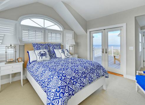 Guest-Bedroom-by-Echelon-Custom-Homes 101 Beach Themed Bedroom Ideas
