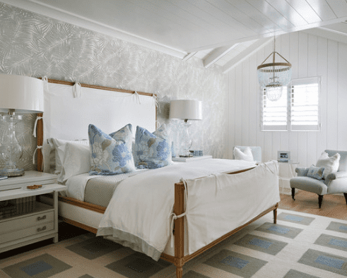 Hamptons-by-Lillian-August-Interior-Design 101 Beach Themed Bedroom Ideas