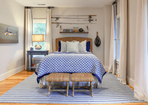 Kiawah-Beach-House-for-GDC-by-Matthew-Bolt-Graphic-Design 101 Beach Themed Bedroom Ideas