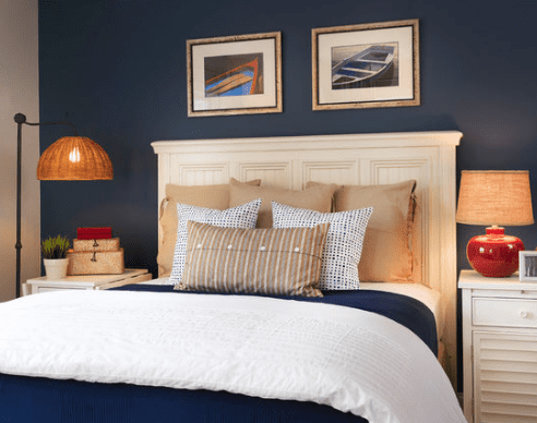 Mattapoisett-Landing-by-Morr-Interiors 101 Beach Themed Bedroom Ideas