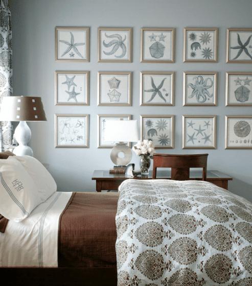 Mediterranean-by-Tobi-Fairley-Interior-Design 101 Beach Themed Bedroom Ideas