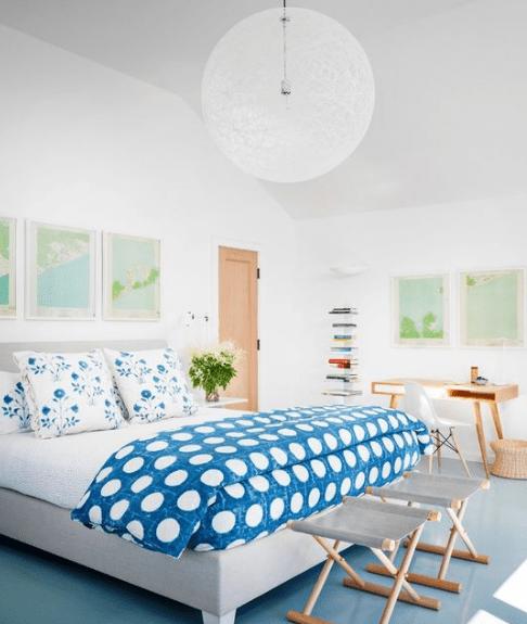 Montauk-Residence-by-Abelow-Sherman-Architects-LLC 101 Beach Themed Bedroom Ideas
