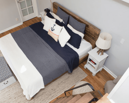 Nautical-Bedroom-Loft-Remodel-by-Reliance-Design-Build-Remodel 101 Beach Themed Bedroom Ideas