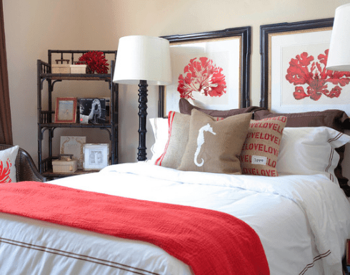 Newport-Beach-Project-by-Jessica-Bennett-Interiors 101 Beach Themed Bedroom Ideas