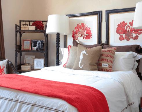 Newport-Beach-Project-by-Jessica-Bennett-Interiors 101 Beach Themed Bedroom Ideas