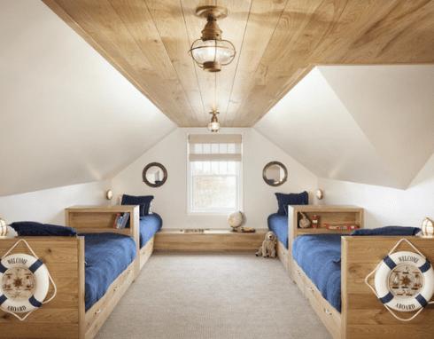 Ocean-Avenue-by-Graham-Architects 101 Beach Themed Bedroom Ideas