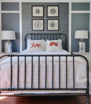 Olde-Hickory-Vacation-Condominium-by-Benson-and-Associates-Interior-Design 101 Beach Themed Bedroom Ideas