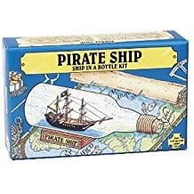 Pirate-Ship-in-a-Bottle-Kit Ship In A Bottle Kits and Decor