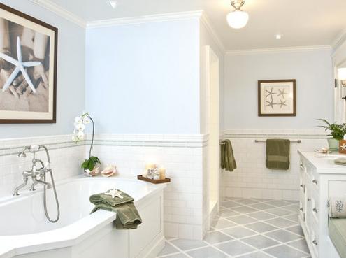 Portfolio-by-Ross-Thiele-and-Son 101 Beach Themed Bathroom Ideas