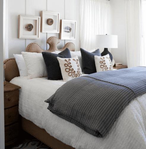 Rehoboth-Beach-Custom-Home-by-OPaL-LLC 101 Beach Themed Bedroom Ideas