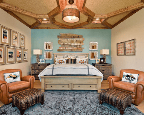 Updated-French-Estate-Nautical-Theme-by-Platinum-Series-by-Mark-Molthan 101 Beach Themed Bedroom Ideas