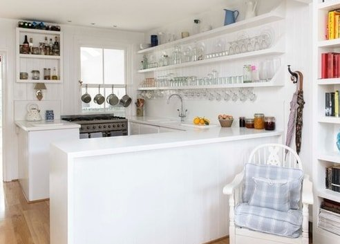 Whitstable-Island-Cottage-by-Whitstable-Island-Interiors 101 Beautiful Beach Cottage Kitchens