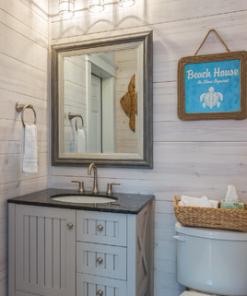 bathroom-beach-cottage-decor-247x296 Beach Decor and Coastal Decor