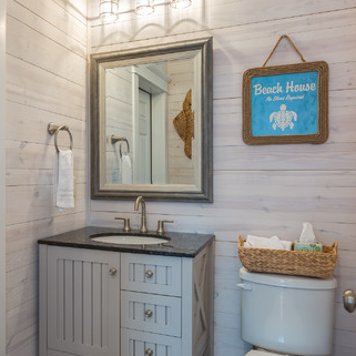 bathroom-beach-cottage-decor Home
