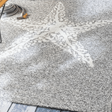 beach-area-rugs Beach Decor and Coastal Decor