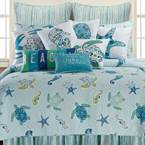 beach-bedding-300x300 Beach Decor and Coastal Decor