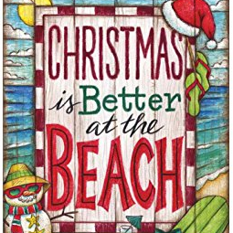 beach-christmas Beach Decor and Coastal Decor