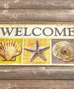 beach-themed-doormats-247x296 Beach Decor and Coastal Decor