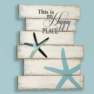 beach-wall-decor Beach Home Decor