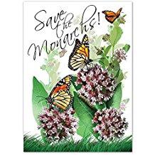 common-milkweed-seed-packet-favors Plantable Wedding Favors and Seed Packet Wedding Favors