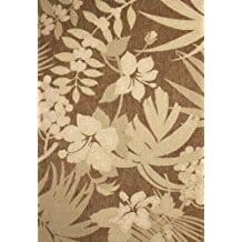 creative-home-indoor-outdoor-tropical-area-rug-5x8 Tropical Rugs and Tropical Area Rugs