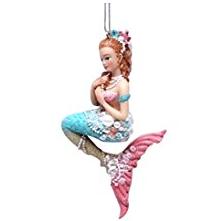 december-diamonds-mermaid-christmas-ornament 100+ Mermaid Christmas Ornaments