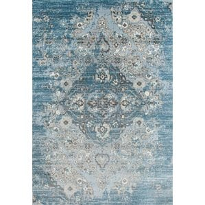 indoor-outdoor-blue-area-rug-8x10 Tropical Rugs and Tropical Area Rugs