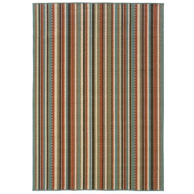 korte-stripe-indoor-outdoor-rug Tropical Rugs and Tropical Area Rugs