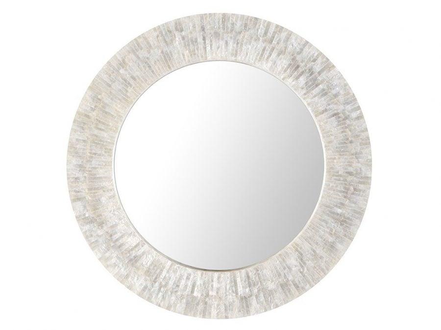 kouboo-capiz-shell-mirror Seashell Mirrors and Capiz Mirrors