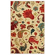 mohawk-home-tropical-area-rug Tropical Rugs and Tropical Area Rugs