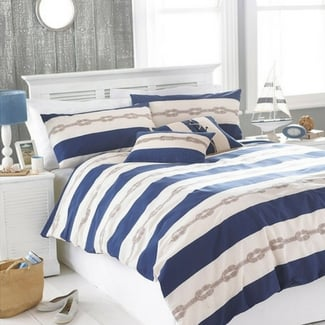 nautical-duvet-covers Beach Home Decor