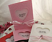 personalized-heart-seed-cards Plantable Wedding Favors and Seed Packet Wedding Favors