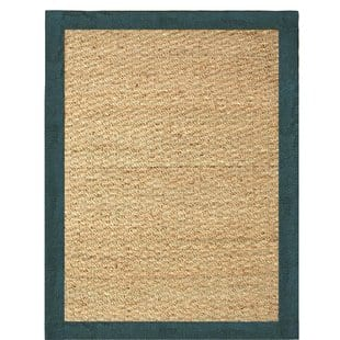 pine-teal-area-rug Tropical Rugs and Tropical Area Rugs
