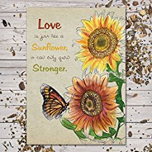 set-of-25-sunflower-seed-packets Plantable Wedding Favors and Seed Packet Wedding Favors
