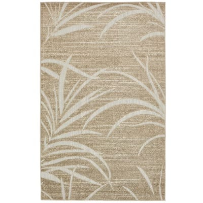 spathariko-beige-tropical-rug Tropical Rugs and Tropical Area Rugs