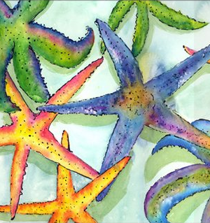 Starfish Doormats and Starfish Floor Mats