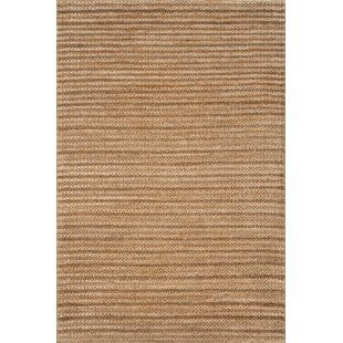 strong-hand-woven-jute-natural-area-rug Tropical Rugs and Tropical Area Rugs