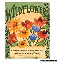wildflowers-davids-garden-seeds Plantable Wedding Favors and Seed Packet Wedding Favors