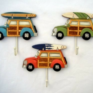 woody-towel-hooks-for-bathroom Beach Home Decor