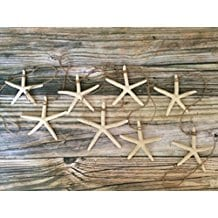 7ft-Starfish-Coastal-Wedding-and-Christmas-Garland Beachy Starfish and Seashell Garlands