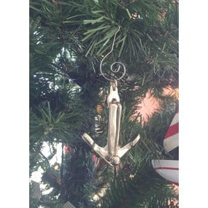 AdmiraltyAnchorChristmasOrnament-1 Anchor Christmas Ornaments