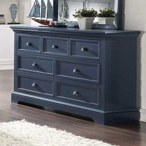 Ardie7DrawerYouthDresser Beach Bedroom Furniture and Coastal Bedroom Furniture