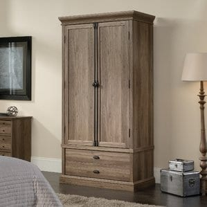 BowerbankBedroomArmoire Beach Bedroom Furniture and Coastal Bedroom Furniture