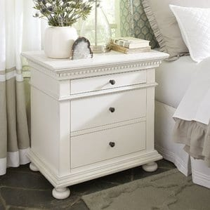 DobsonNightstand Beach Bedroom Furniture and Coastal Bedroom Furniture